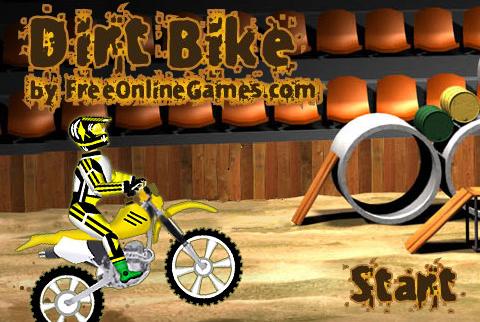 Dirt bike 4 play